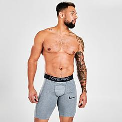Men's Nike Pro Long Training Shorts