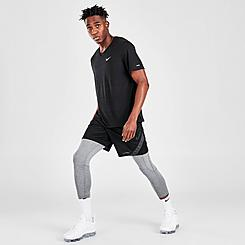 Men's Nike Pro Three-Quarter Training Tights