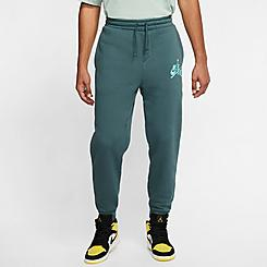 Men's Jordan Mashup Jumpman Classics Fleece Jogger Pants