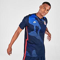 Men's Nike U.S. 2020 Stadium Away Jersey