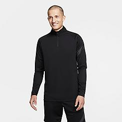 Men's Nike Dri-FIT Academy Pro Soccer Drill Half-Zip Sweatshirt
