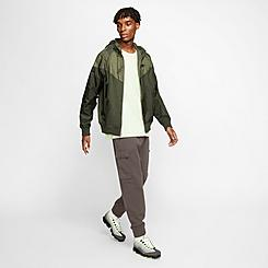 Men's Nike Sportswear Club Fleece Cargo Jogger Pants