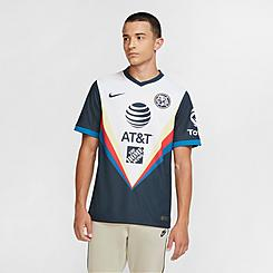 Men's Nike Club America Soccer 2020-21 Stadium Away Jersey