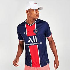 Men's Nike Paris Saint-Germain Soccer 2020 Stadium Home Jersey