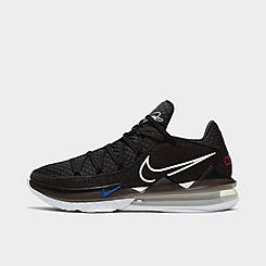 Nike LeBron 17 Low Basketball Shoes (Sizes 3.5 - 18)