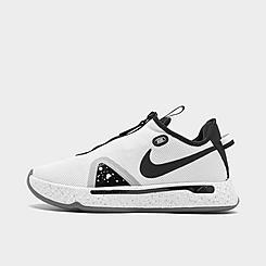 Boys' Big Kids' Nike PG 4 Basketball Shoes