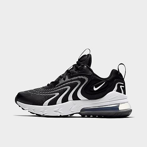 Nike NIKE BIG KIDS' AIR MAX 270 REACT ENG CASUAL SHOES
