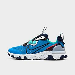 Boys' Big Kids' Nike React Vision Running Shoes