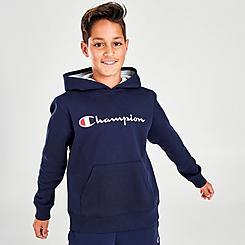 Kids' Champion Heritage Pullover Hoodie