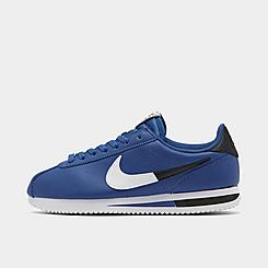 Men's Nike Cortez Basic Leather SE Casual Shoes
