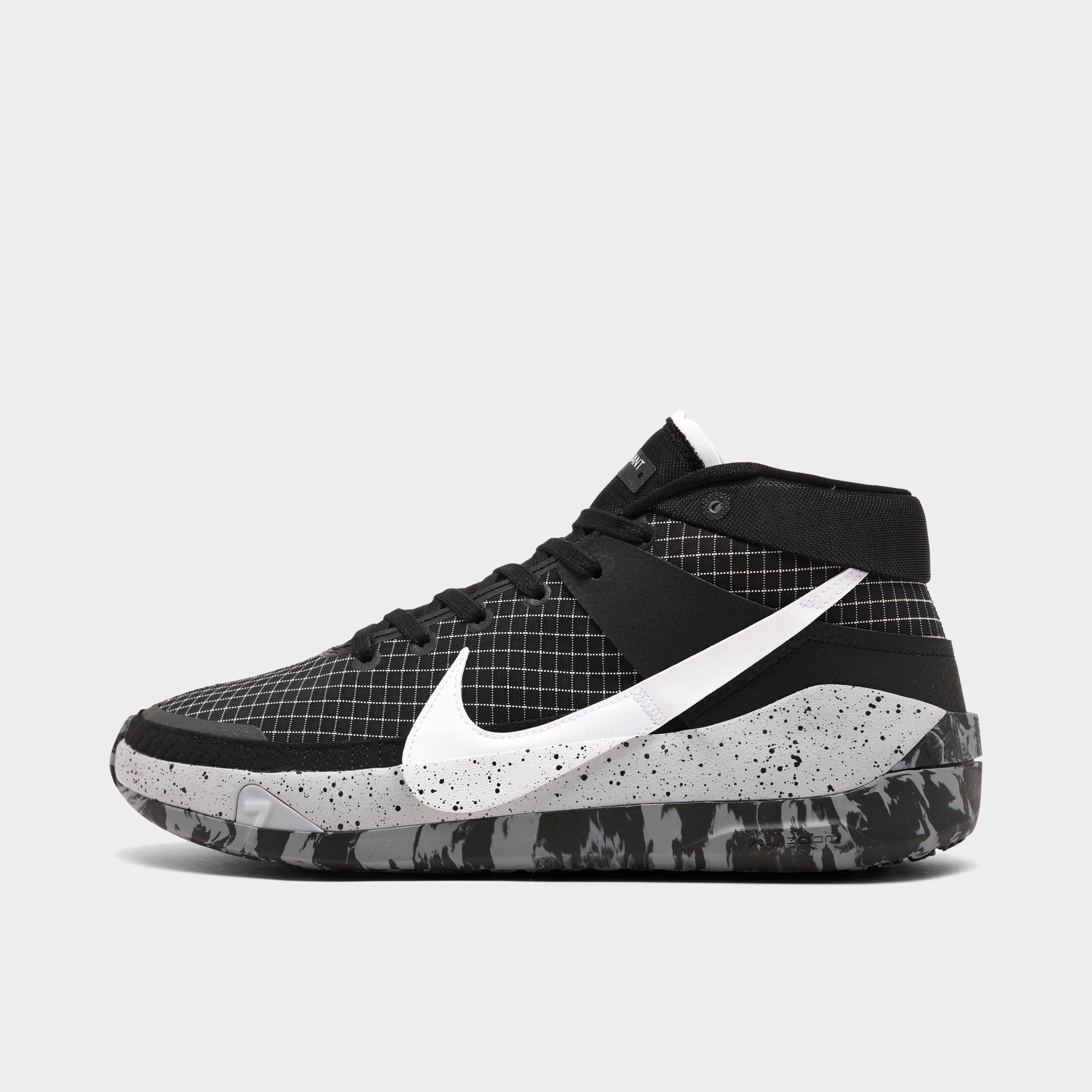 Nike Men's KD13 Basketball Shoes in Black Size 6.5   SportSpyder