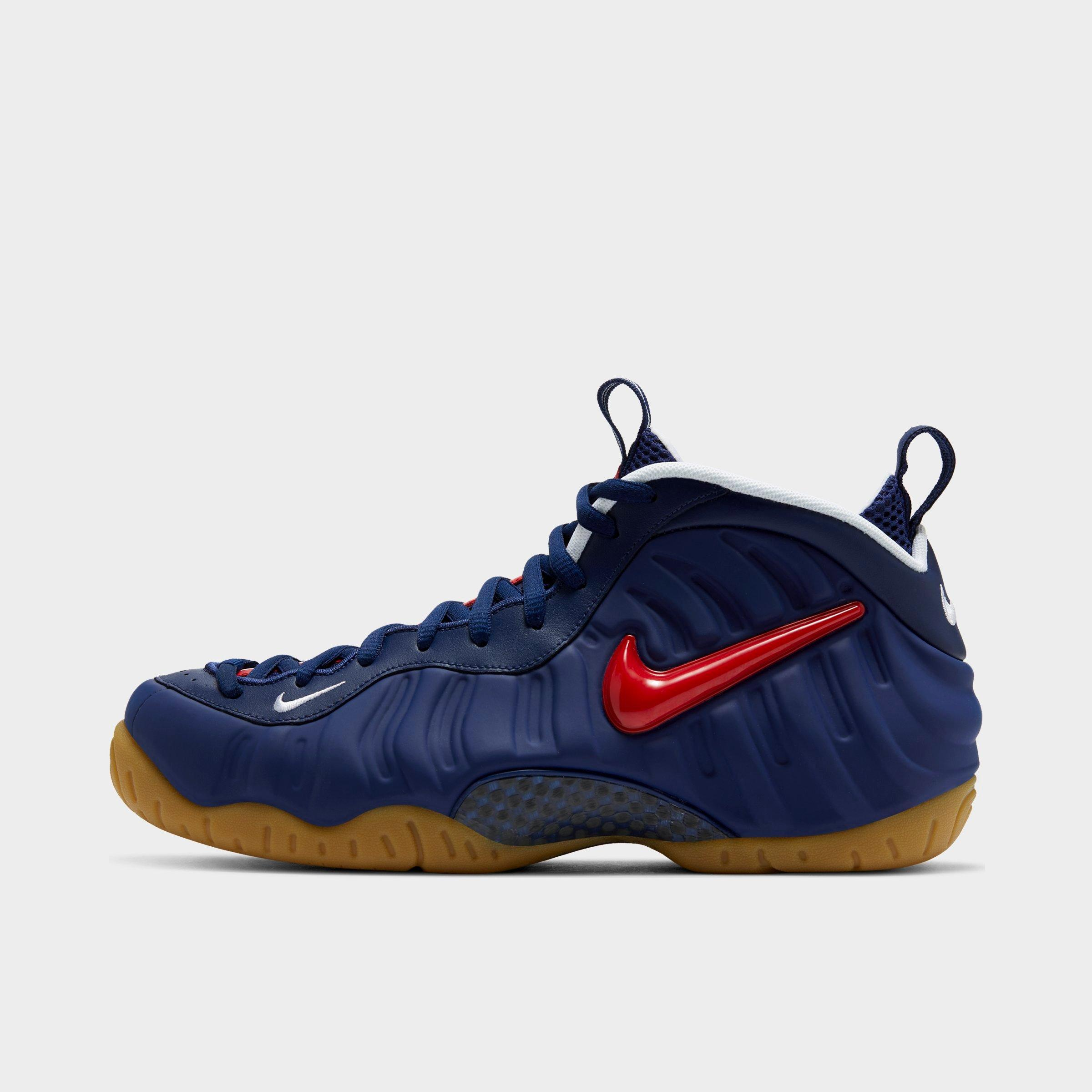Free Shipping Nike Air Foamposite One Habanero Red Black ...