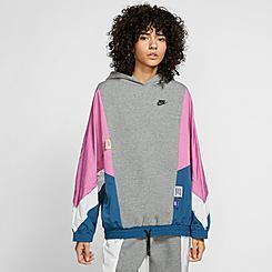 Women's Nike Sportswear Icon Clash Pullover Hoodie