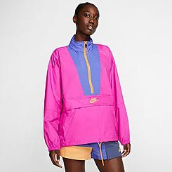Women's Nike Sportswear Icon Clash Wind Jacket