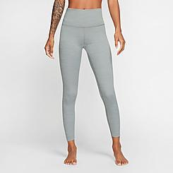 Women's Nike High-Waisted 7/8 Yoga Luxe Infinalon Leggings