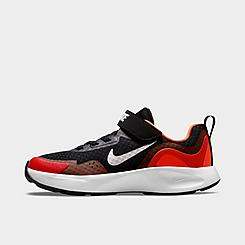 Little Kids' Nike WearAllDay Hook-and-Loop Training Shoes