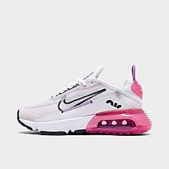 Girls' Big Kids' Nike Air Max 2090 Casual Shoes