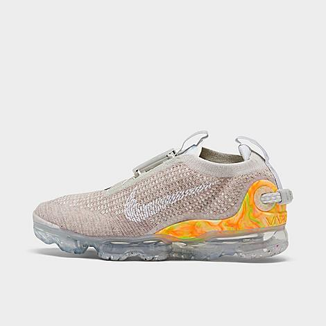 Nike NIKE BIG KIDS' AIR VAPORMAX 2020 FLYKNIT RUNNING SHOES SIZE 6.5