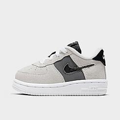 Boys' Toddler Nike Air Force 1 LV8 Fresh Air Casual Shoes