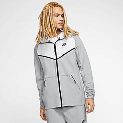 Men's Nike Sportswear Ponte Full-Zip Hoodie