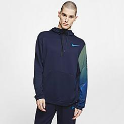 Men's Nike Dri-FIT Half-Zip Training Hoodie