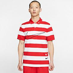 Men's Nike Sportswear Swoosh Polo Shirt