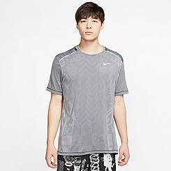 Men's Nike TechKnit Wild Run T-Shirt