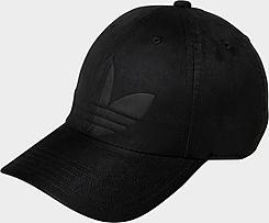 Women's adidas Originals Debossed Relaxed Strapback Hat