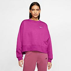 Women's Nike Sportswear Essential Fleece Crewneck Sweatshirt