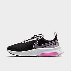 Girls' Big Kids' Nike Air Zoom Arcadia Running Shoes