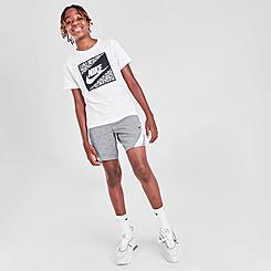 Boys' Nike Dri-FIT Academy Knit Soccer Shorts