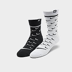Nike Sportswear SNKR Sox Crew Socks (2-Pack)
