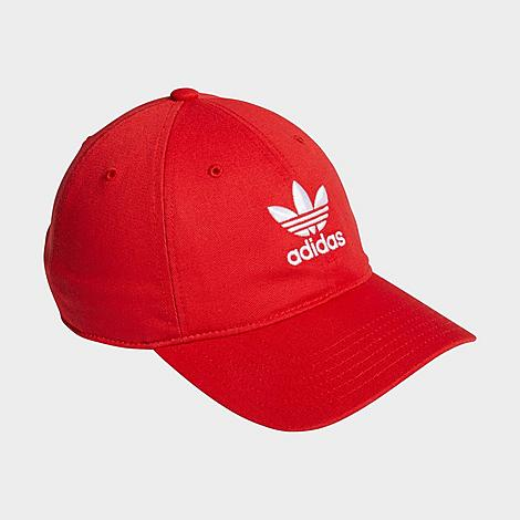 Adidas Originals ADIDAS ORIGINALS RELAXED STRAPBACK ADJUSTABLE HAT