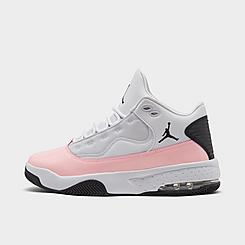 Girls' Big Kids' Jordan Max Aura 2 Basketball Shoes