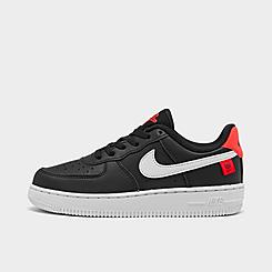 Little Kids' Nike Air Force 1 Worldwide Casual Shoes