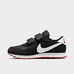 Boys' Little Kids' Nike MD Valiant Hook-and-Loop Casual Shoes