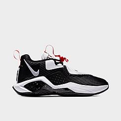 Big Kids' Nike LeBron Soldier 14 Basketball Shoes