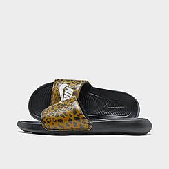 Women's Nike Victori One Print Slide Sandals