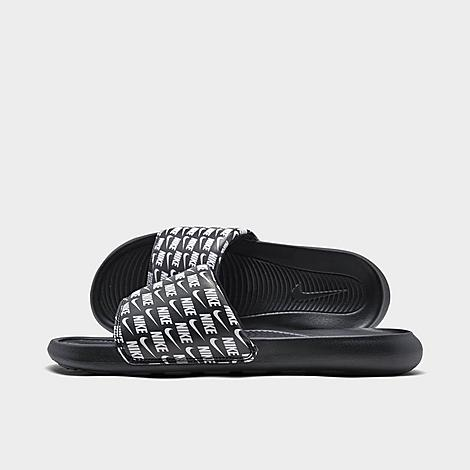 Nike NIKE MEN'S VICTORI ONE PRINT SLIDE SANDALS