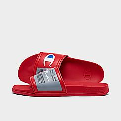 Men's Champion Squish Logo Slide Sandals