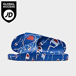 Men's Champion IPO Warped Slide Sandals