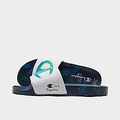 Champion IPO Come Together Slide Sandals