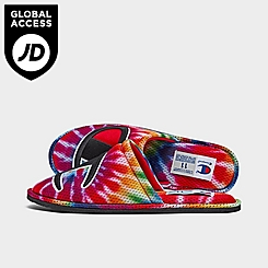 Men's Champion Tie-Dye Sleepover Slippers