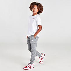 Boys' Nike Sportswear Club Cargo Jogger Pants