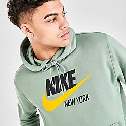 Nike Sportswear New York Template Fleece Hoodie
