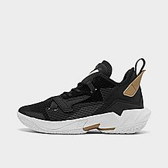 "Big Kids' Jordan ""Why Not?"" Zer0.4 Basketball Shoes"