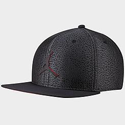 Jordan Pro Elephant Print Snapback Hat