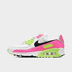 Women's Nike Air Max 90 Premium Casual Shoes
