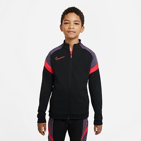 Nike NIKE KIDS' DRI-FIT ACADEMY SOCCER TRACK JACKET