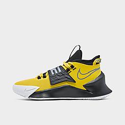 Big Kids' Nike Future Court 3 Basketball Shoes